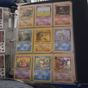 $25 , 27 Pokemon 1st Edition Unplayed Lot for Sale in Santa Clara, CA