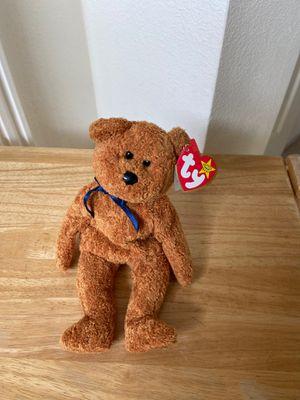 Fuzz bear 🐻 beanie baby for Sale in Houston, TX