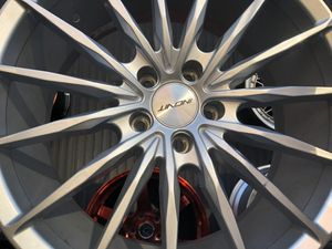Inovit rims 19x8.5/9.5 et35 5-120 for Sale in The Bronx, NY