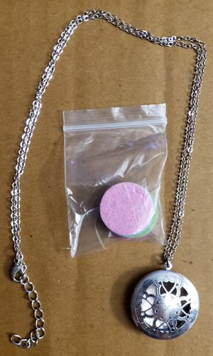 Necklace and Charm for Oils for Sale in Brandon, FL