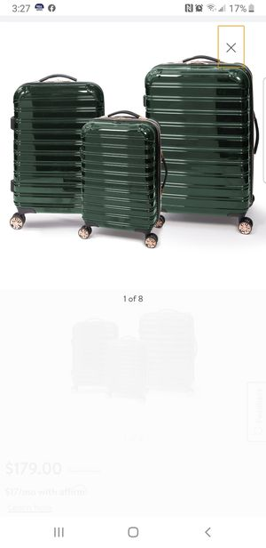 Ifly 3 piece luggage set for Sale in Brentwood, NC
