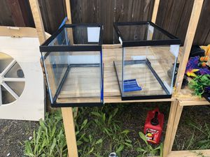 fish tank set ups for Sale in Fairfield, CA