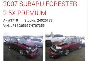 2007 Subaru forester for Sale in Phoenix, AZ