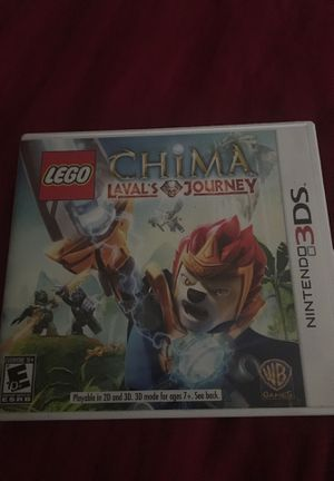 Brand New Nintendo 3DS Game LEGO China Laval's Journey for Sale in East Providence, RI