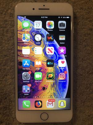 iPhone 7 Plus 128GB. Silver for Sale in Dunwoody, GA