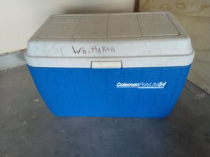 Coleman PolyLite 54 for Sale in Salt Lake City, UT