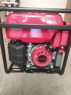 Eb 3000 watt generator for Sale in UPR MARLBORO, MD