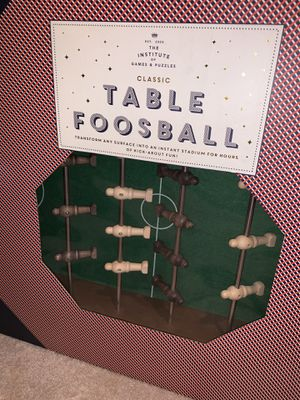Table Foosball for Sale in Centreville, VA