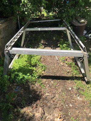 System One Aluminum Ladder Rack for Sale in Fitchburg, MA