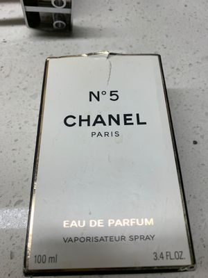 CHANEL NO. 5 Paris perfume for Sale in Rancho Cucamonga, CA