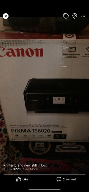 Printer brand new still in box for Sale in Boston, MA