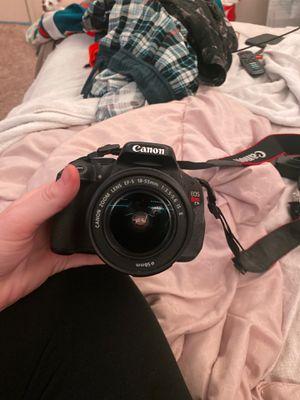 Canon Rebel EOS Rebel T3i for Sale in Escondido, CA