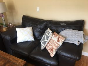 couch and love seat! for Sale in San Diego, CA