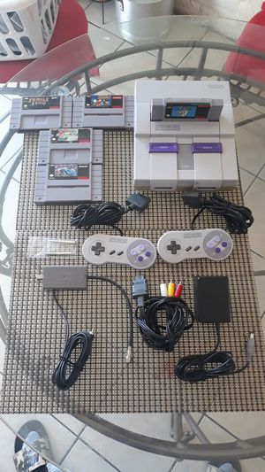 SNES classic oem for Sale in Tucson, AZ