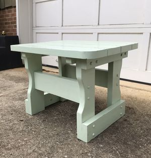 End table, console table, nightstand: VERY sturdy! for Sale in Cary, NC