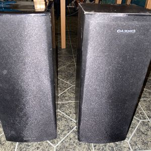 Onkyo Home Theather Speakers for Sale in Farmingdale, NY