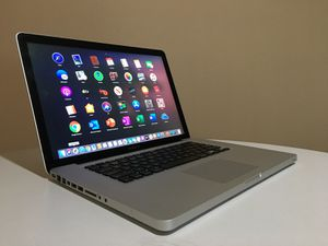 MacBook Pro - 15 inches - Intel i7 + 8gb + 500gb for Sale in Garden Grove, CA