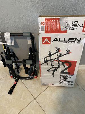Allen Sports Deluxe 2 Bike carrier for Sale in Lehigh Acres, FL