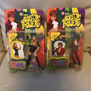 Austin Powers Collectible Figurines for Sale in Lexington, KY