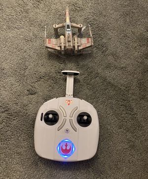 Propel Star Wars T-65 X-Wing Star Fighter Quadcopter Battle Drone for Sale in Aurora, IL