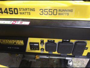 Generator 3500 for Sale in Atlanta, GA