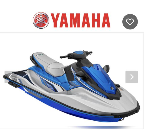 2020 Yamaha EX deluxe With Reverse