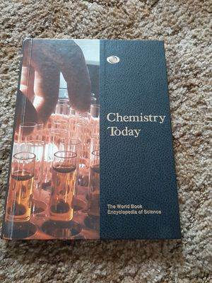 Chemistry textbook for Sale in Ocean Shores, WA