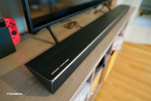 Samsung harman/kardon soundbar + subwoofer(5.1) for Sale in Dallas, TX