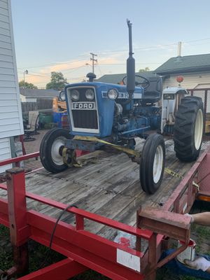 Ford 1600 tractor for Sale in Harvey, IL