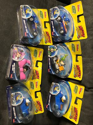 Disney juniors cars all for $10 for Sale in Paramount, CA