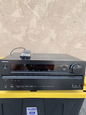 Onkyo HT -RC360 Receiver for Sale in Chula Vista, CA