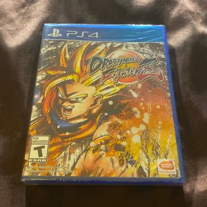 New Sealed PS4 Dragonball Fighter Z for Sale in San Diego, CA