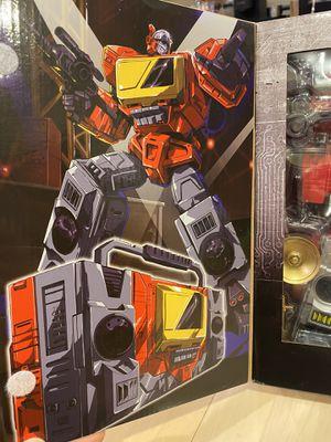 KFC Transistor Autobot (Blaster) for Sale in Boston, MA
