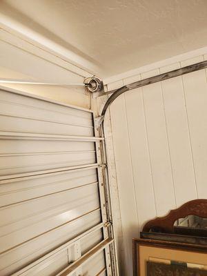 Garage door repair we do it all spring motor roller for Sale in Glendale, AZ