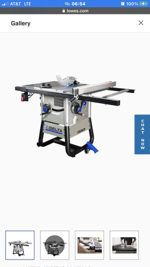 Delta 36-725 Table Saw for Sale in Oklahoma City, OK