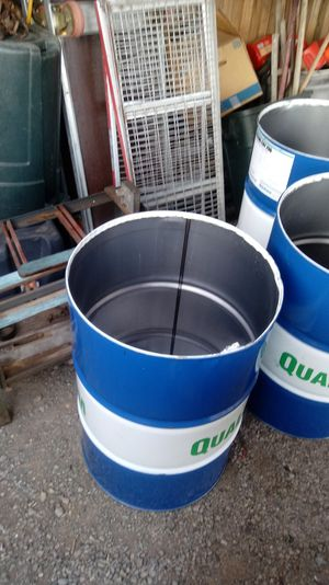 Used 55 gallon barrel for Sale in Enumclaw, WA