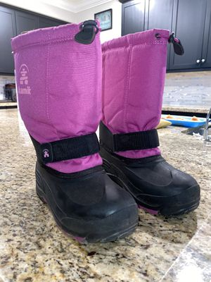 Kid Snow Boots for Sale in Fontana, CA
