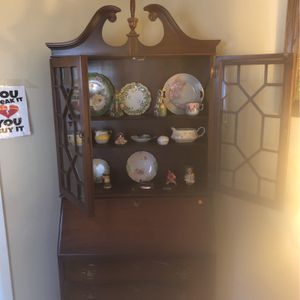 Secretary China Cabinet for Sale in Houston, TX