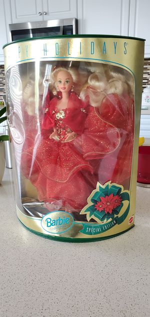1993 Holiday Barbie for Sale in Riverside, CA