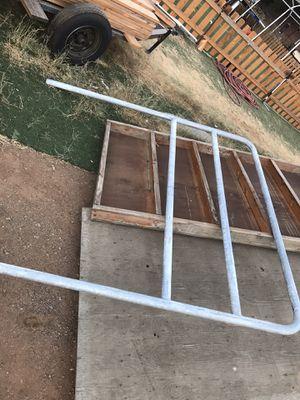 Galvanized Horse wash rack for Sale in Riverside, CA