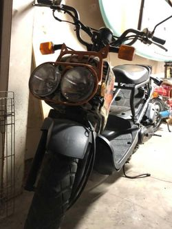 2006 Honda Ruckus Camo for Sale in Santa Ana,  CA
