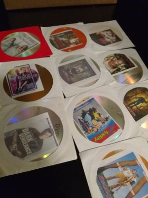 DVD movie's. Action, comedy, drama, horror, children's. Excellent condition. Some of them never been used. 40total all for $20. for Sale in Fort Worth, TX