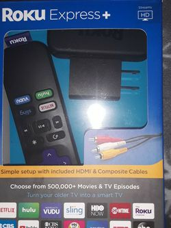 ROKU EXPRESS ++ for Sale in Wildomar,  CA