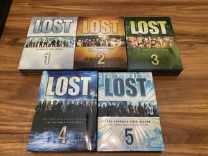 Lost Seasons 1-5 for Sale in North Huntingdon, PA