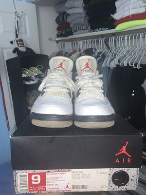 """Jordan retro 4 """"cement"""" 2012 for Sale in Philadelphia, PA"""