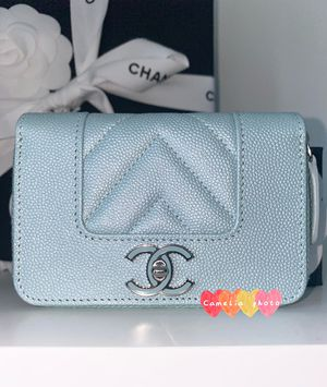 Authentic chanel zippy wallet for Sale in Vienna, VA