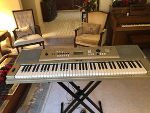 Yamaha YPG 235 Keyboard with 76 keys for Sale in Tampa, FL