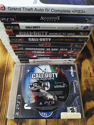 14 PS3 games sale or trade! for Sale in Gallatin, TN