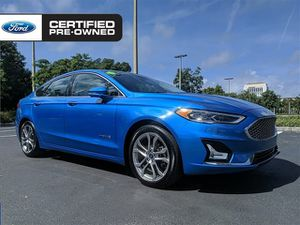 2019 Ford Fusion Hybrid for Sale in Sarasota, FL