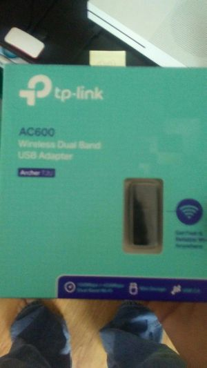 Tp link ac600 wifi adapter for Sale in Johnson City, TN